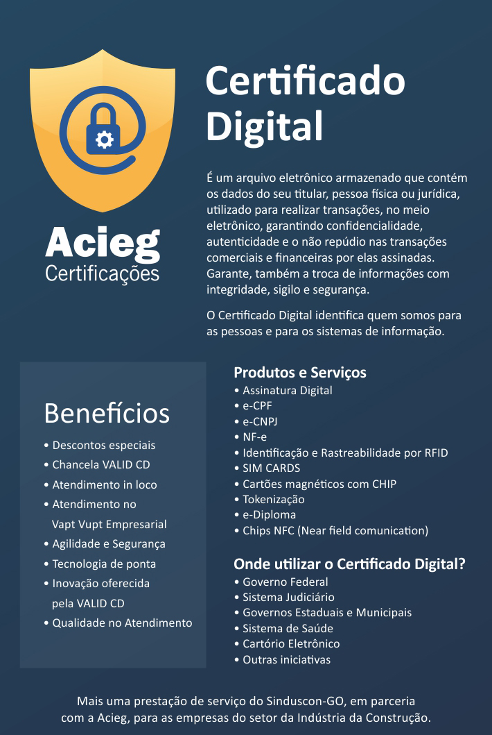 Certificado Digital email marketing 01